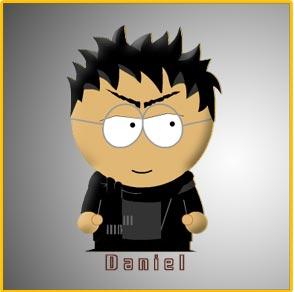 Gance es un personaje de SouthPark.